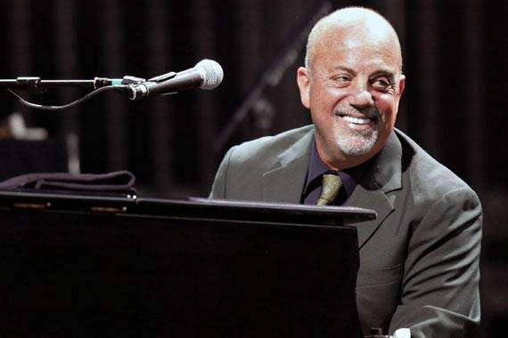 Billy Joel's ?Piano Man? dominated the readers? vote