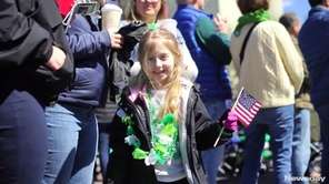 Rockville Centre hosted its annual St. Patricks' Day