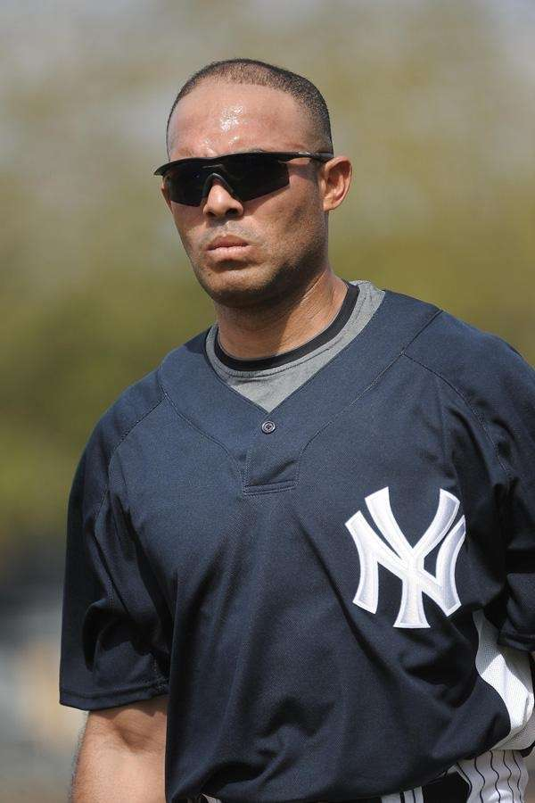 Yankees closer Mariano Rivera. (File photo, 2009)