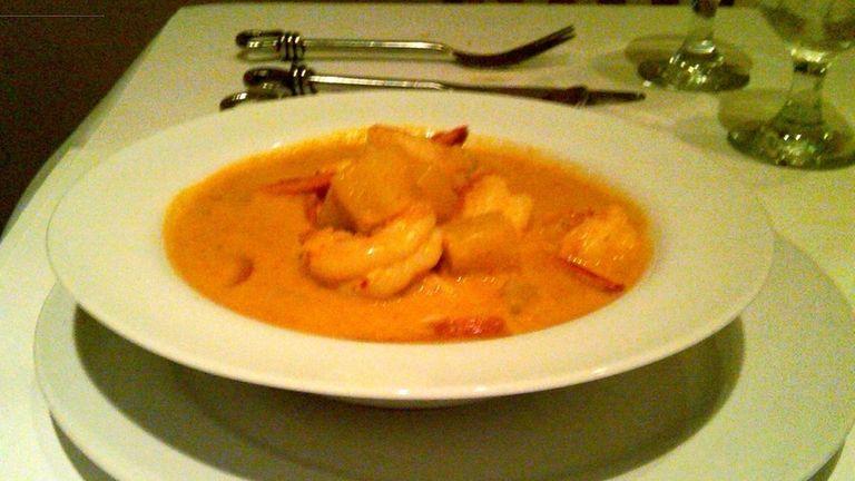 Greenvale, N.Y. -- February 2010 -- A shrimp