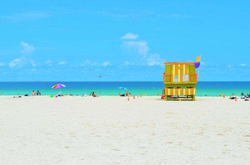 Miami's South Beach is wildly popular thanks to