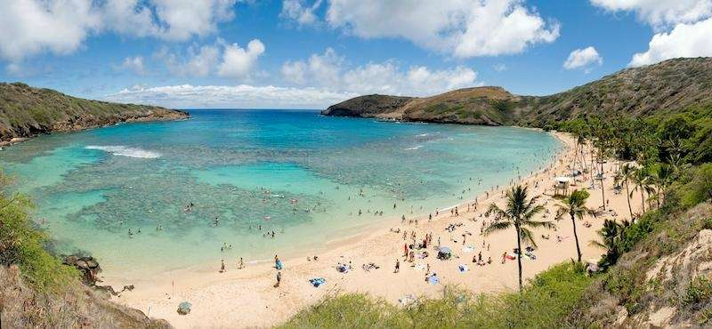 One of Hawaii's most popular natural attractions, Hanauma