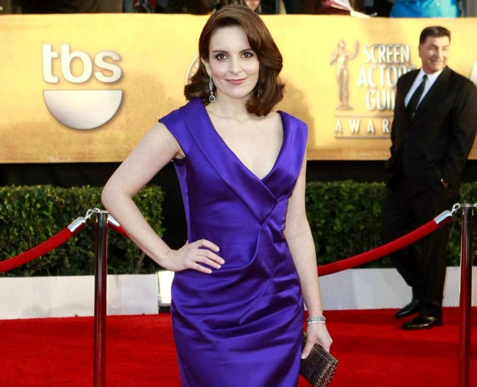 Tina Fey attends the Screen Actors Guild Award