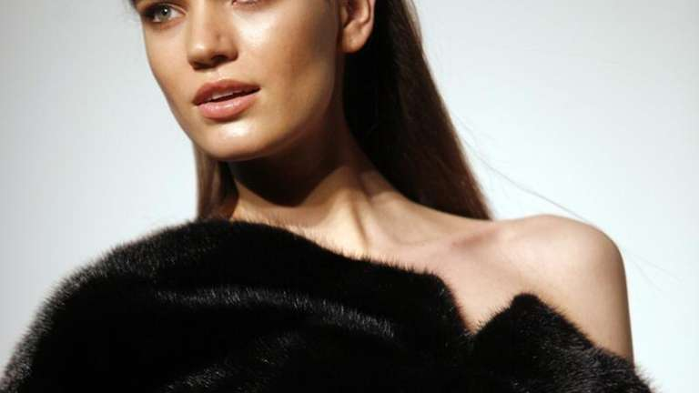 The fall 2010 collection of J. Mendel is