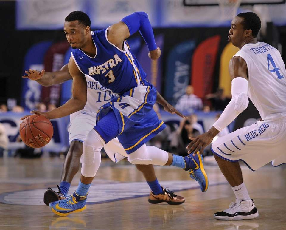 The former Hofstra basketball player died on March