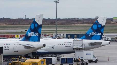 JetBlue, which currently operates out of Kennedy Airport's