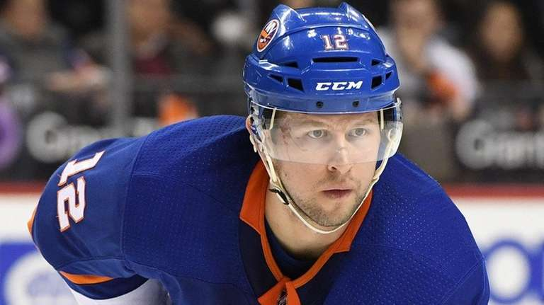 Islanders' Josh Bailey nominated for Masterton Trophy | Newsday