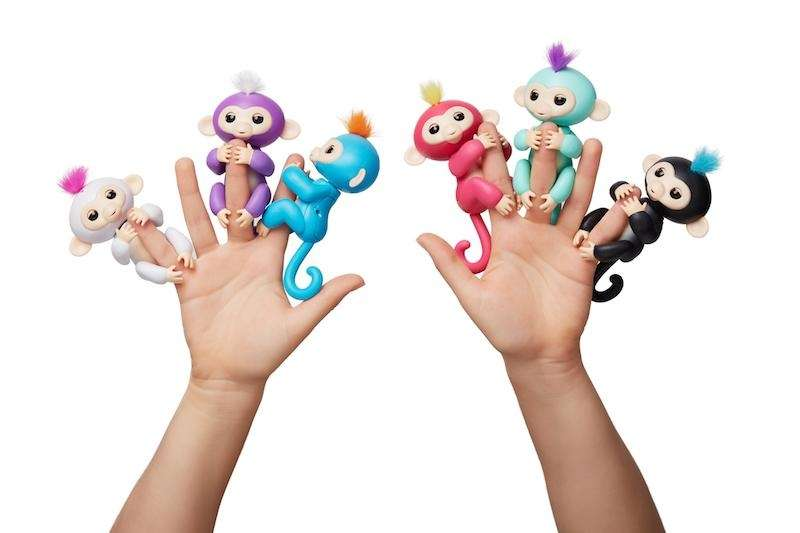 Fingerlings by WowWee USA, Inc., is the collectible