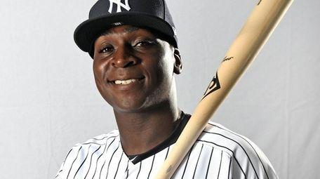 Yankees shortstop Didi Gregorius on Feb. 21,
