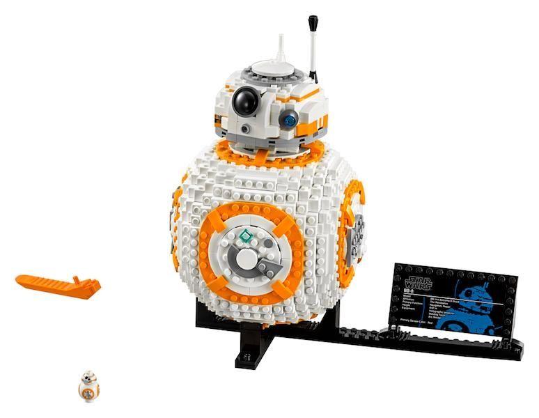 Lego Star Wars BB-8 by Lego Systems, Inc.,