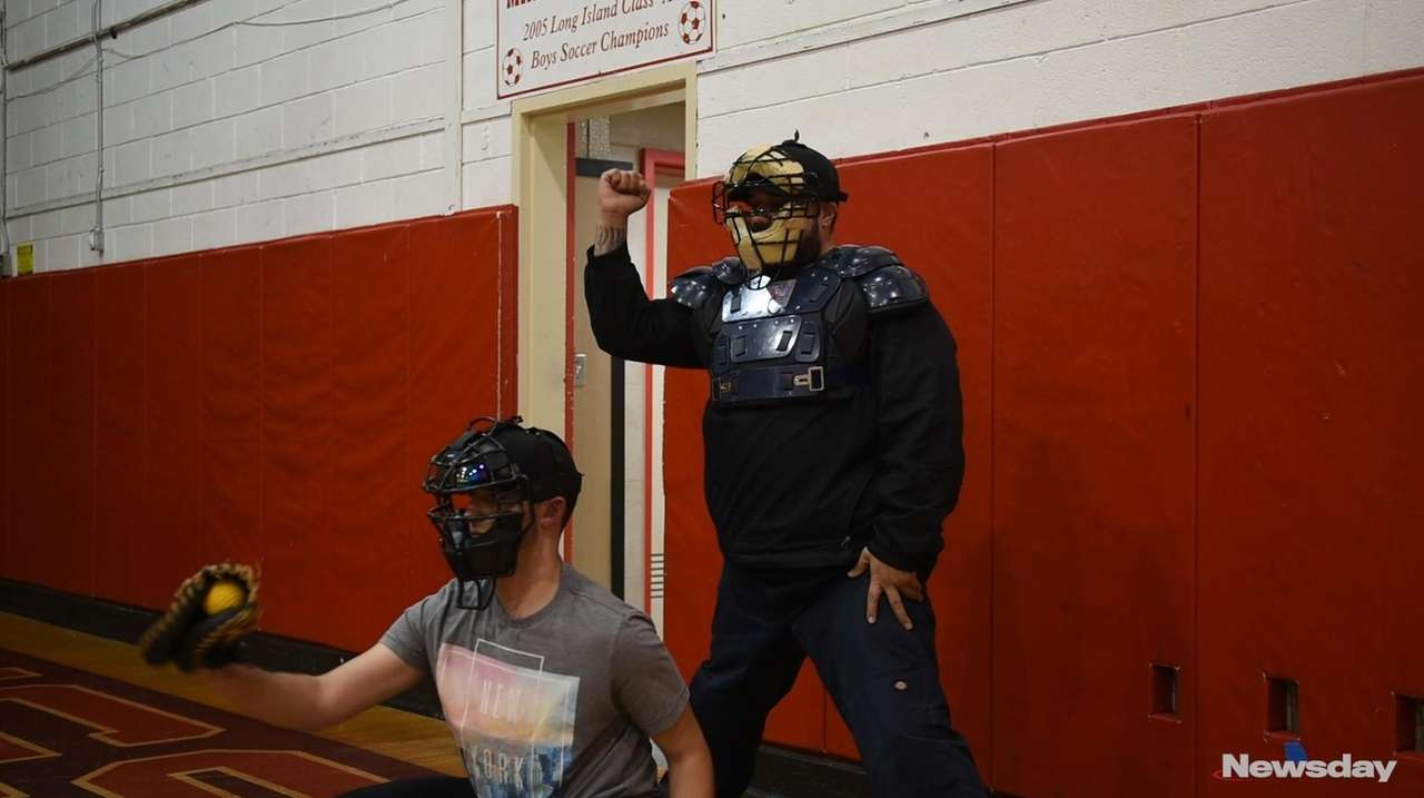 At Bethpage-based Big Apple Umpires, instructors drill potential