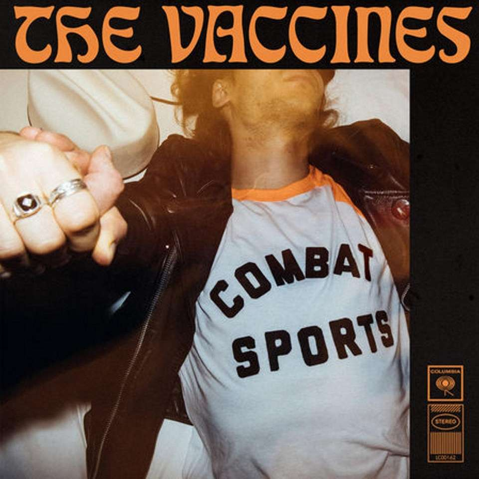The Vaccines' fourth album,