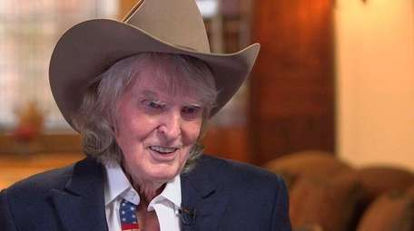 Don Imus in an interview on