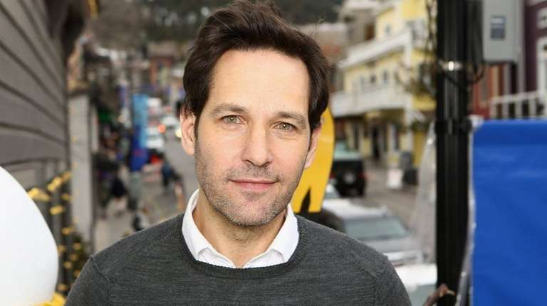 Paul Rudd attends an IMDb event at the