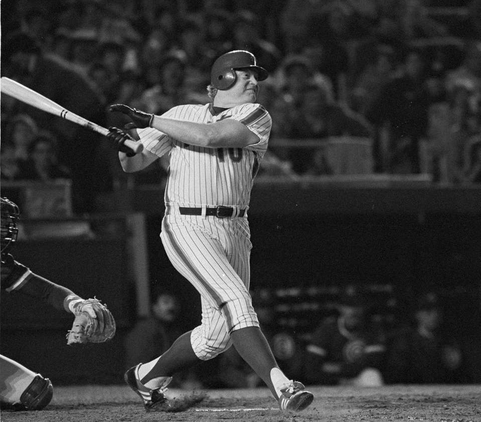 Rusty Staub, the Mets' colorful, run-producing humanitarian died