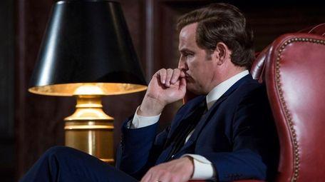 Jason Clarke stars as Ted Kennedy in