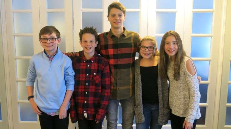Actor Jace Norman of 'Henry Danger' talks with LI kids | Newsday