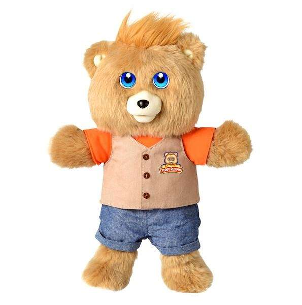 Teddy Ruxpin by Wicked Cool Toys is a