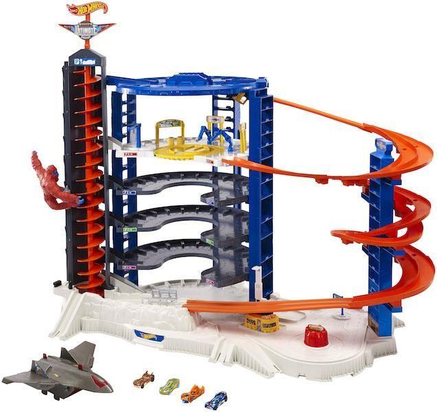 Hot Wheels Super Ultimate Garage by Mattel, Inc.