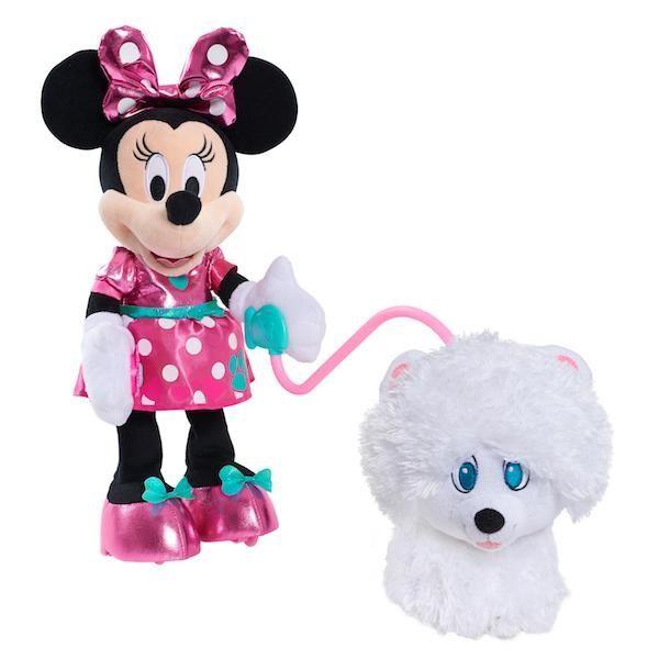 Disney Junior Minnie's Walk and Play Puppy by