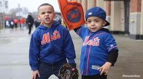 Mets fans at Citi Field discuss their outlook