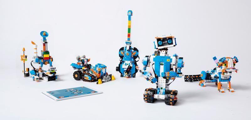 Lego Boost Creative Toolbox by Lego Systems, Inc.,