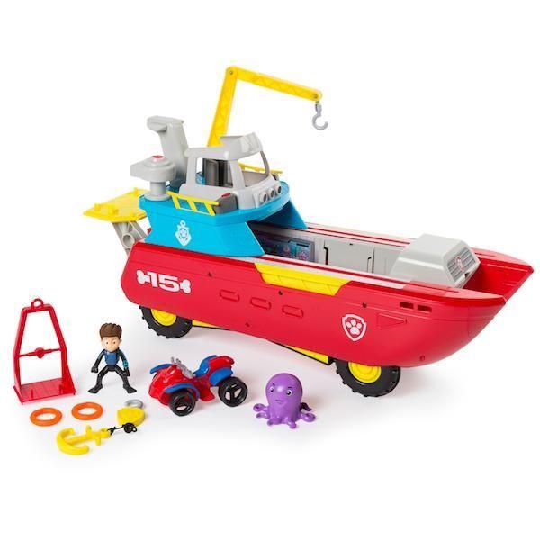 Paw Patrol Sea Patroller by Spin Master Ltd.,