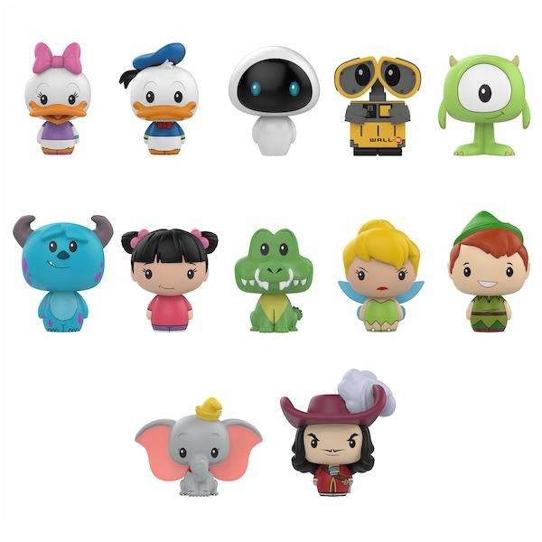 Funko's Mystery Minis by Funko, LLC are toy