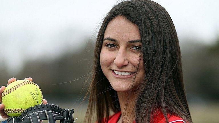 Marissa Braito, Sacred Heart shortstop.
