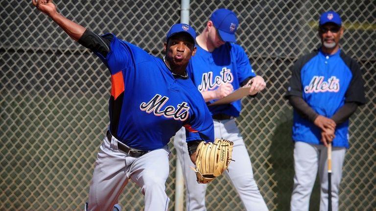 JENRRY MEJIA Team: Mets | Position: Pitcher |