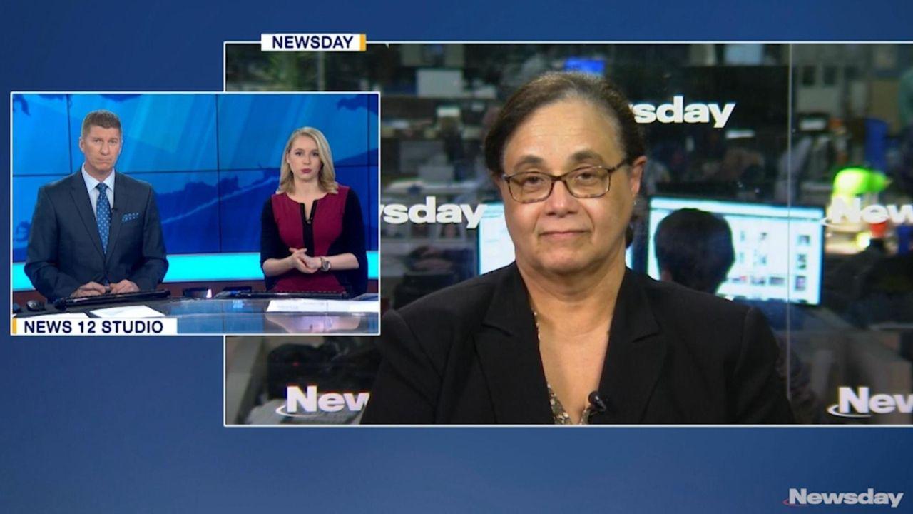 Newsday columnist Joye Brown weighed in on News