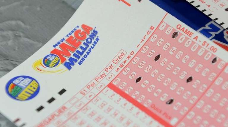 Winning Mega Millions jackpot ticket sold in New Jersey