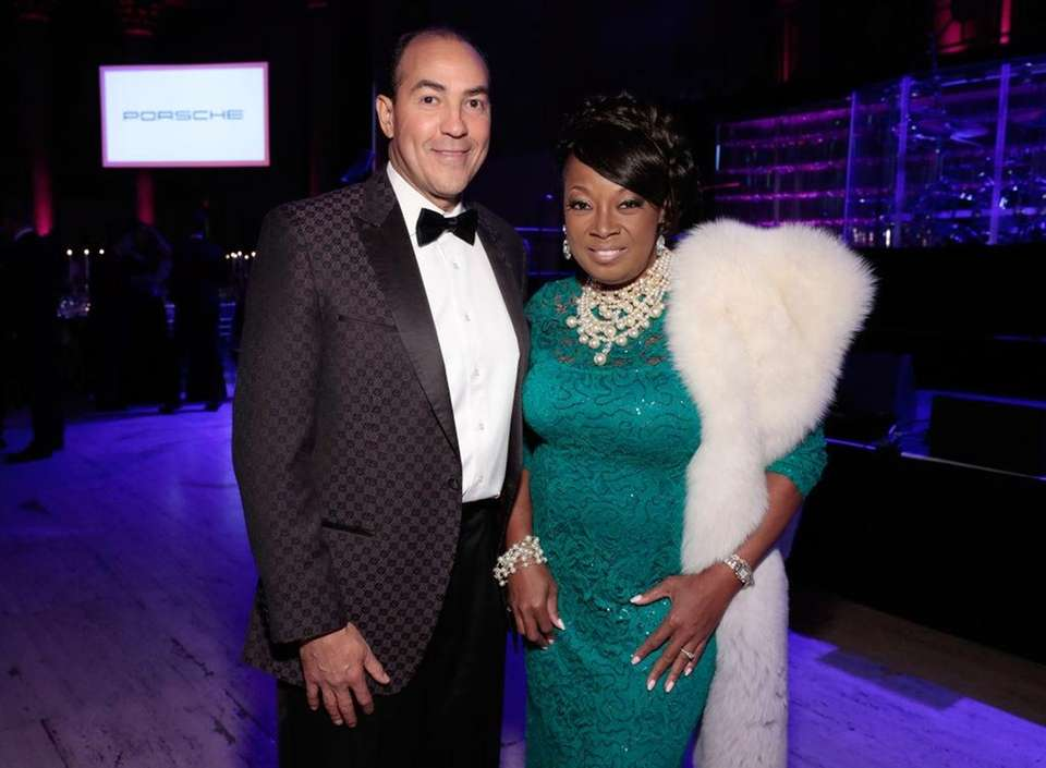 Star Jones, who announced her romance with attorney