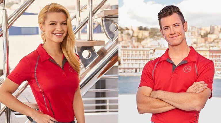 New 'Below Deck Mediterranean' crew features 2 Long