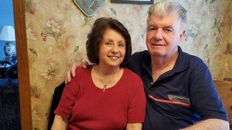 Walter and Joan Ryan of Port Jefferson celebrated