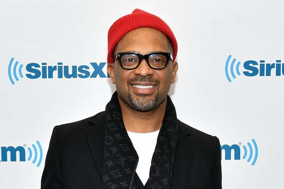 Mike Epps visits SiriusXM Studios on March 28,