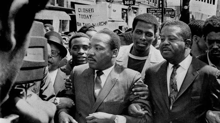 Martin Luther King Jr.'s Last Stand: The Sanitation Workers Strike