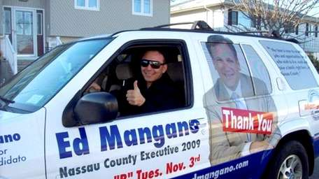 Herberth Flores worked for the Latinos for Mangano