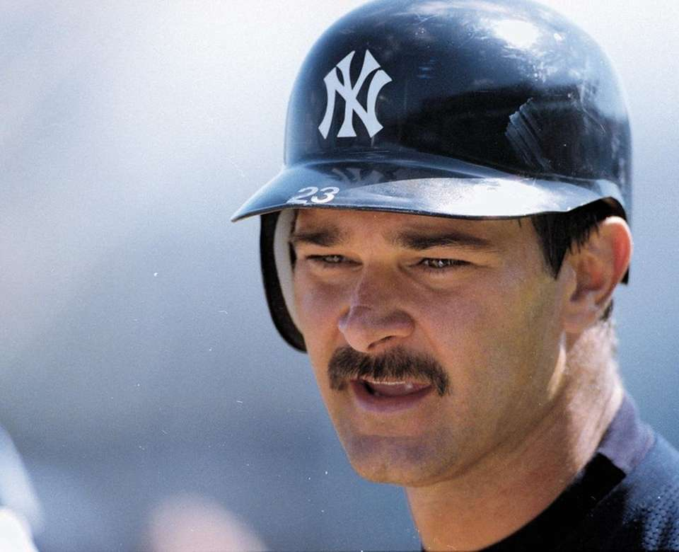 Yankees captain in the mid-1980s and '90s, Don
