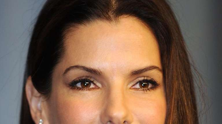 Actress Sandra Bullock arrives at the 82nd annual