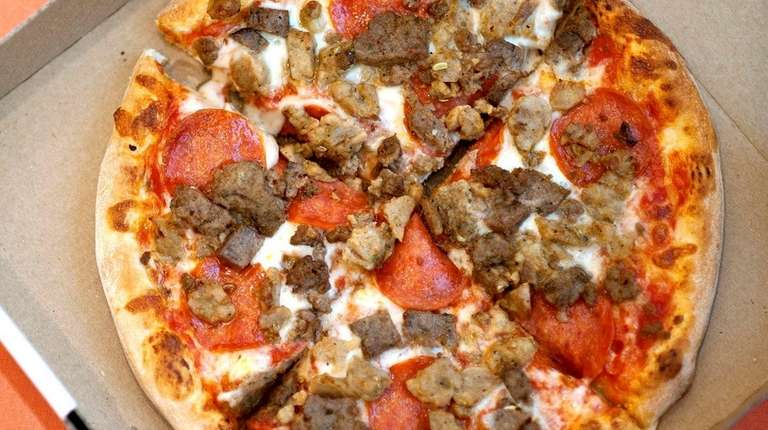 Patsy's Pizzeria, opening this summer in Patchogue, will