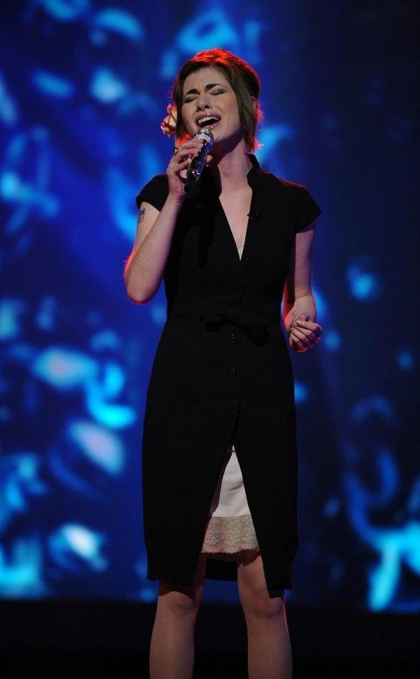 American Idol Top 24: Siobhan Magnus performs in