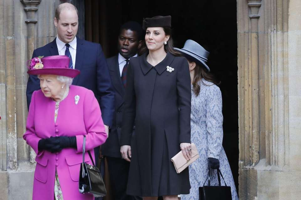 Catherine, Duchess of Cambridge and Prince William, Duke