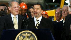 U.S. Rep. Steve Israel called Gov. David A.