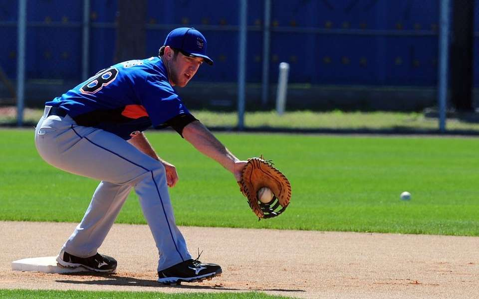 IKE DAVIS Team: Mets | Position: First base