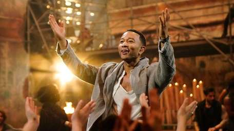 John Legend stars as Jesus in NBC's