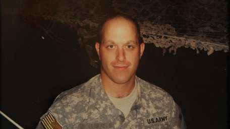 Sgt. Justin Boyle, 29, of Rocky Point, was