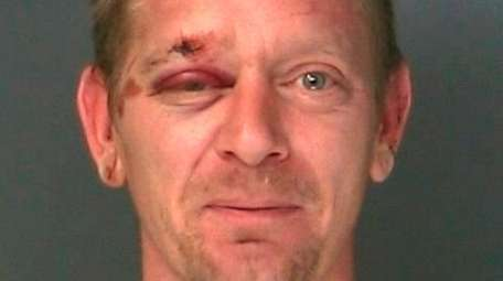 Peter Visconti was arrested after a fatal crash