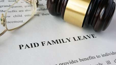This year, New York state's new Paid Family