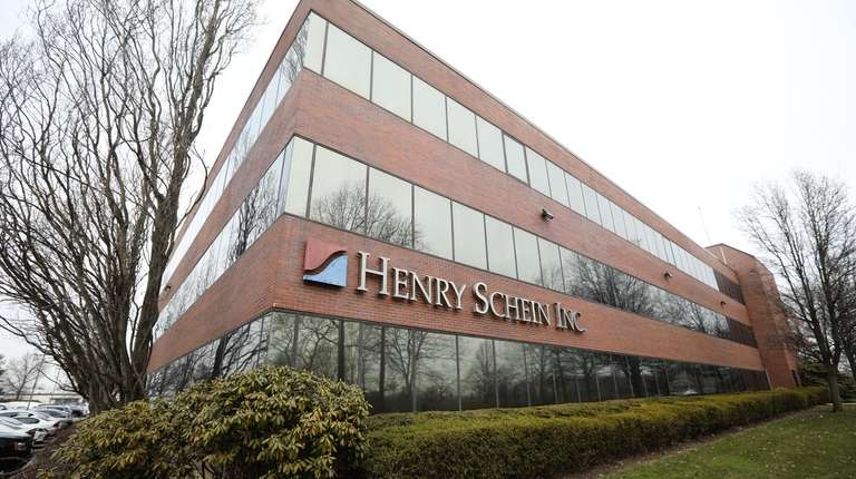 Henry Schein Inc., based in Melville, was named